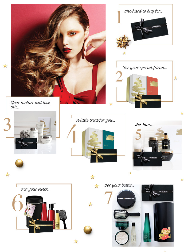 Oscar Oscar Salons Christmas Gifts Guide