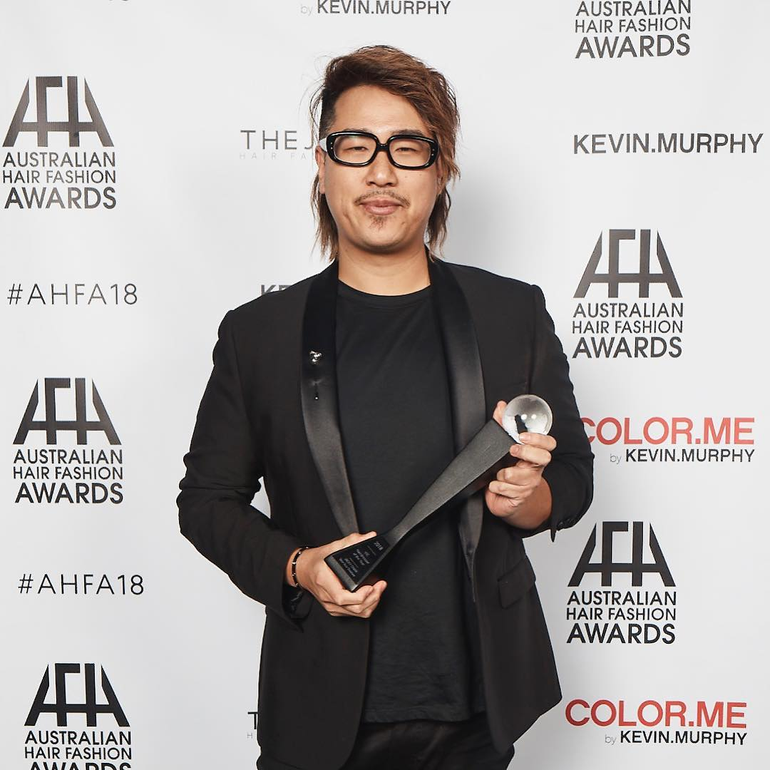 AFHA Victorian Hairdresser of the Year 2018
